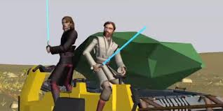 star wars the clone wars story reel in search of the crystal