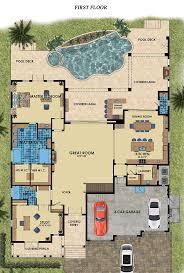 Luxury Mediterranean House Plans Mediterranean House Cool House Plans