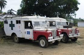 land rover old old ambulances vintage ambulances firetrucks police vehicles