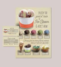 13 best ice cream catalog images on pinterest print templates