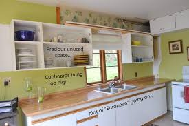 How To Open Up A Small Kitchen Small Kitchen Makeovers Before And After Diy Kitchen Renovation