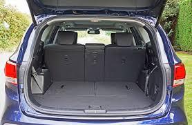cargo space in hyundai santa fe 2017 hyundai santa fe xl awd road test review carcostcanada
