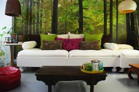 green decor green decoration house inside one total nature homes alternative