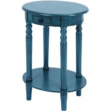 Aqua Side Table Blue Side Table Great Tables