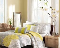 bedding set favorable what color walls with grey bedding