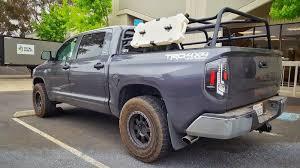 toyota tundra rack bamf crewmax bed rack toyota tundra forum