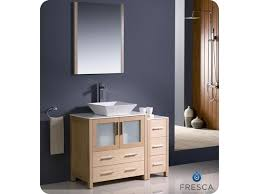 Bathroom Vanity With Side Cabinet Furniture Beautiful Side Cabinet Image Of New In Concept Design