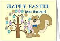 happy easter dear easter cards for husband from greeting card universe