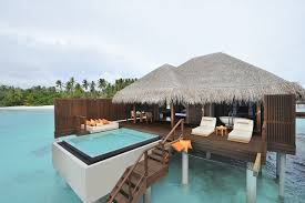 chambre sur pilotis maldives turquoise tour operator ayada maldives maldives reservation