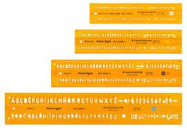 lettering guide wikipedia