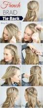 half updo hairstyles tutorial fade haircut