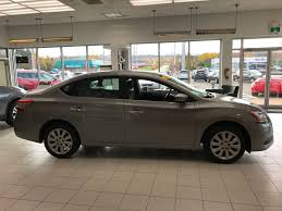 2014 nissan sentra interior backseat used 2014 nissan sentra s in kentville used inventory