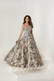 gorgeous dress designs by house of wu for winter events pageant