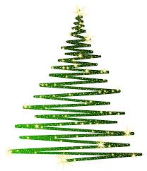 green christmas shining tree png clipart gallery yopriceville