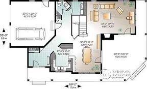 double master suite house plans house plan w2837a v1 detail from drummondhouseplans com