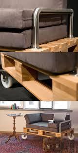 Pallet Furniture Ideas Best 25 Pallet Sofa Ideas On Pinterest Palette Furniture Wood
