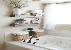 bathroom update ideas superior bathroom shelf decorating ideas bathroom shelving