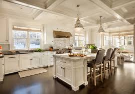 Sky Kitchen Cabinets East Coast Inspired Family Home Home Bunch U2013 Interior Design Ideas