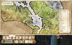 Oblivion Map Darnified Ui Elder Scrolls Oblivion Ui Mods Images