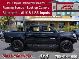 used truck near me 2012 toyota tacoma prerunner v6 with running