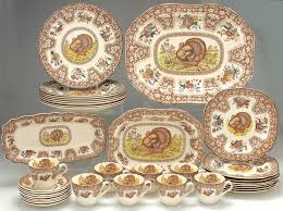 thanksgiving dinnerware sets service for 12 thanksgiving brown