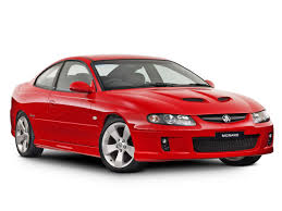 vauxhall monaro vxr car picker red holden monaro