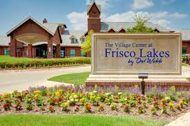 Map Of Dallas Suburbs by Del Webb Frisco Lakes Retirement Community Texas 55 Communities