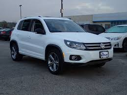 white volkswagen tiguan 2017 used volkswagen for sale pre owned power house