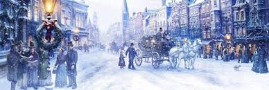 charles dickens a carol advert animated versions