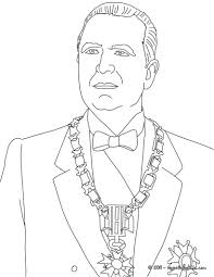 presidents of france coloring pages coloring pages printable