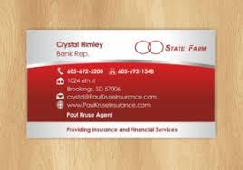 Farm Business Card 14 Elegant Playful Insurance Business Card Designs For A Insurance