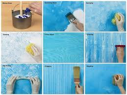 ideen wandgestaltung farbe 65 wand streichen ideen muster streifen und struktureffekte