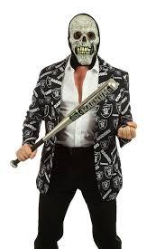 Raiders Halloween Costume Oakland Raiders Suit Jacket