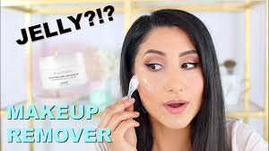 best makeup remover nooni snowflake jelly cleansing oil demo