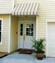 Exterior Door Awnings Door Awnings Exterior Door Wood Awnings Door Awnings Diy
