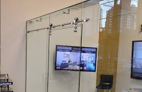 commercial glass mirror and railing installations altoglass
