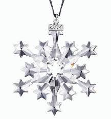 Swarovski Christmas Ornaments 2014 Costco by Swarovski Xmas Stars Google Search See Through World