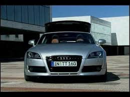 2009 audi tt roadster driving features