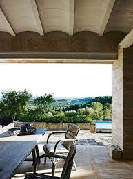 house tour inside the spanish home of an artist designed by the