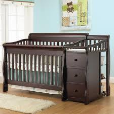 burlington baby tuscany crib changer merlot 381026294 cribs furniture nursery