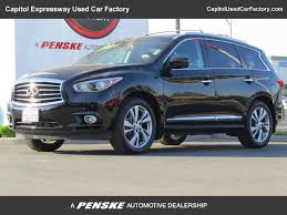 nissan infiniti qx60 2014 used infiniti qx60 awd 4dr at capitol expressway used car