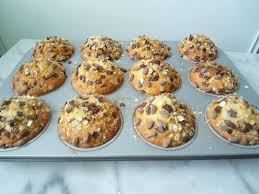 anaqamaghribia cuisine marocaine muffins au choco muesli chhiwateskhadija