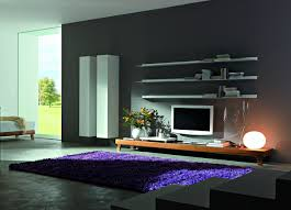 grand wall unit for modern living room decor ideas exposing glossy