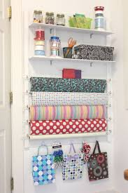 Cool Pegboard Ideas 30 Diy Storage Ideas For Your Art And Crafts Supplies