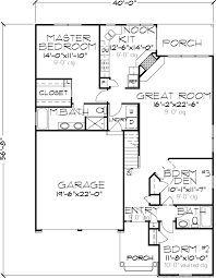 house plan 57521 at familyhomeplans com