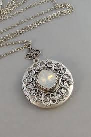 vintage silver pendant necklace images 56 best jewels lockets images antique locket jpg