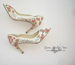 Wedding Shoes London The Song For Your First Dance As Man And Wife Is One Of The