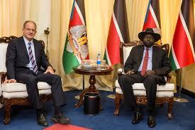 Radio Miraya Juba News President Kiir Pledges To Improve Relations With United Nations
