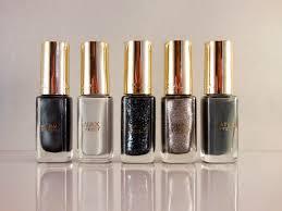 product review l u0027oreal paris colour riche le vernis the shades of