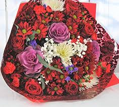 flower delivery uk purple large luxury flowers delivered fresh flowers with